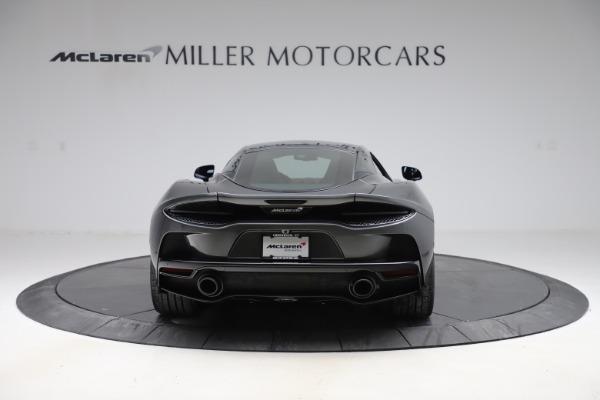 New 2020 McLaren GT Coupe for sale $247,275 at Alfa Romeo of Westport in Westport CT 06880 5