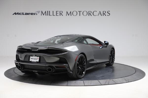 New 2020 McLaren GT Coupe for sale $247,275 at Alfa Romeo of Westport in Westport CT 06880 6