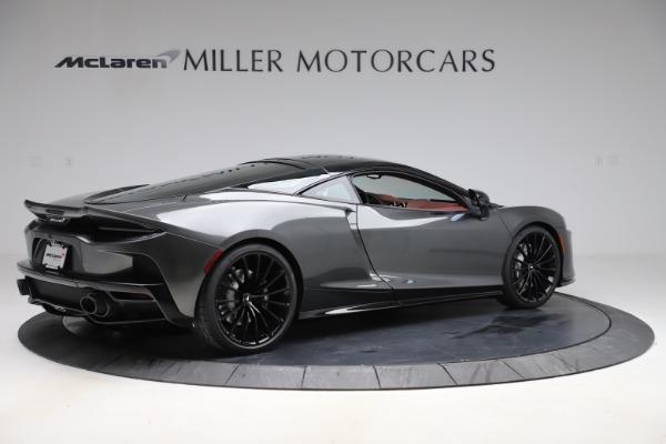 New 2020 McLaren GT Coupe for sale $247,275 at Alfa Romeo of Westport in Westport CT 06880 7