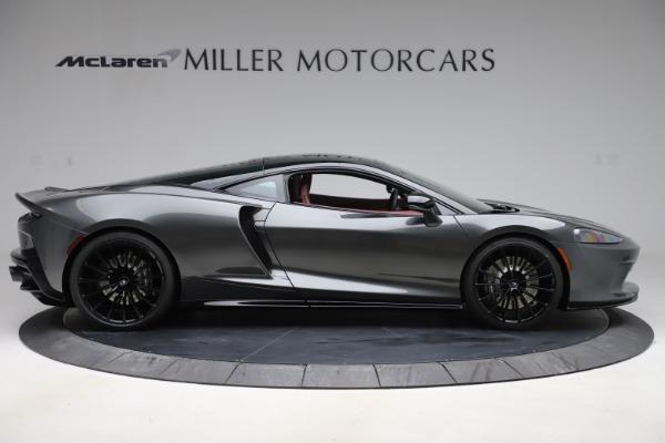 New 2020 McLaren GT Coupe for sale $247,275 at Alfa Romeo of Westport in Westport CT 06880 8