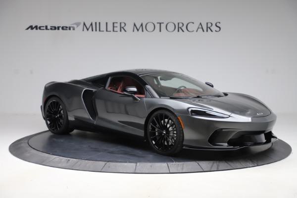 New 2020 McLaren GT Coupe for sale $247,275 at Alfa Romeo of Westport in Westport CT 06880 9