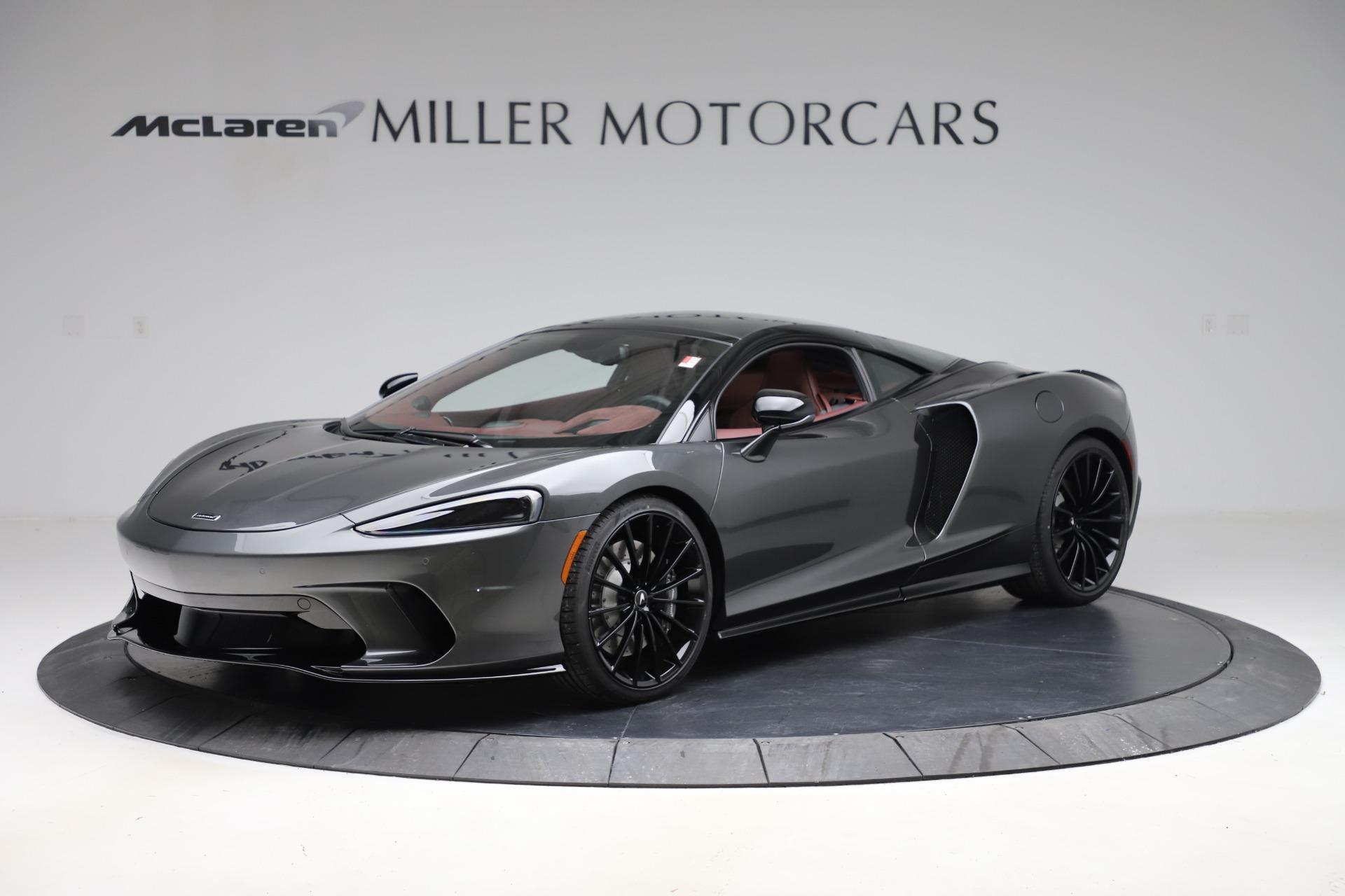 New 2020 McLaren GT Coupe for sale $247,275 at Alfa Romeo of Westport in Westport CT 06880 1