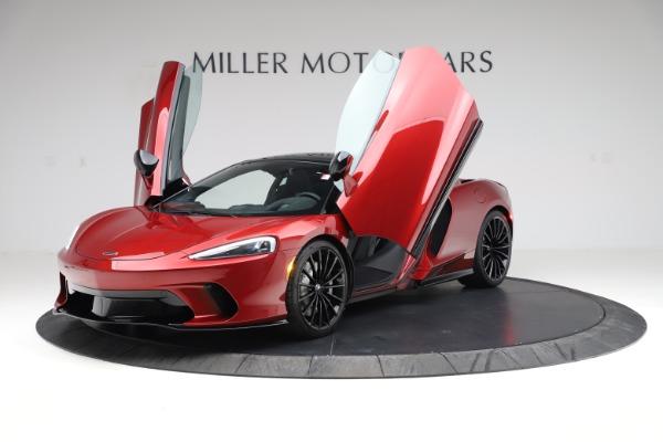 New 2020 McLaren GT Pioneer for sale $249,275 at Alfa Romeo of Westport in Westport CT 06880 10