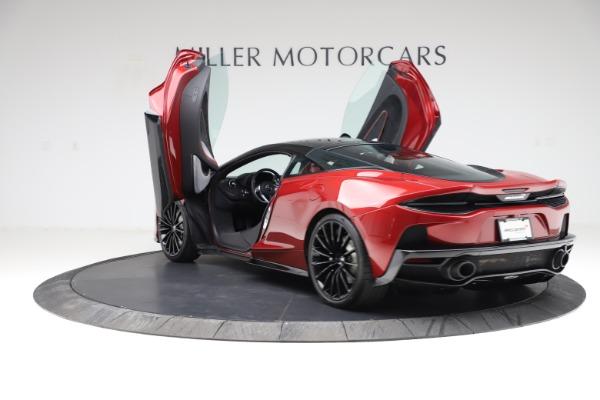 New 2020 McLaren GT Pioneer for sale $249,275 at Alfa Romeo of Westport in Westport CT 06880 11