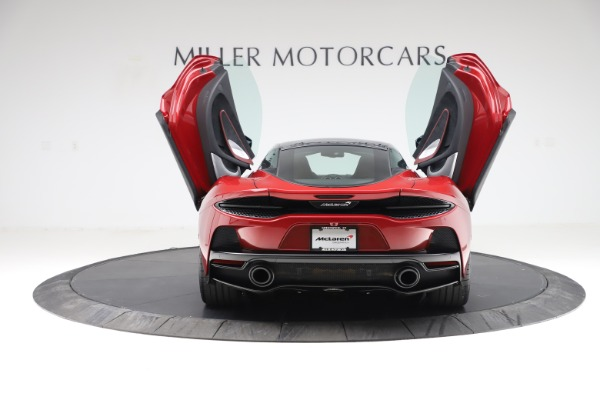 New 2020 McLaren GT Pioneer for sale $249,275 at Alfa Romeo of Westport in Westport CT 06880 12