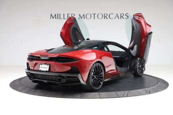 New 2020 McLaren GT Pioneer for sale $249,275 at Alfa Romeo of Westport in Westport CT 06880 13