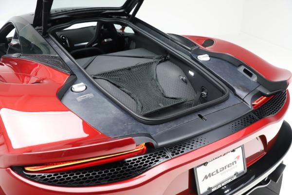 New 2020 McLaren GT Pioneer for sale $249,275 at Alfa Romeo of Westport in Westport CT 06880 16