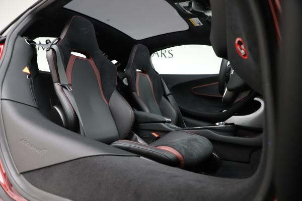 New 2020 McLaren GT Pioneer for sale $249,275 at Alfa Romeo of Westport in Westport CT 06880 17