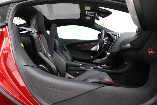 New 2020 McLaren GT Pioneer for sale $249,275 at Alfa Romeo of Westport in Westport CT 06880 18