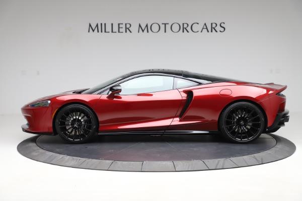 New 2020 McLaren GT Pioneer for sale $249,275 at Alfa Romeo of Westport in Westport CT 06880 2