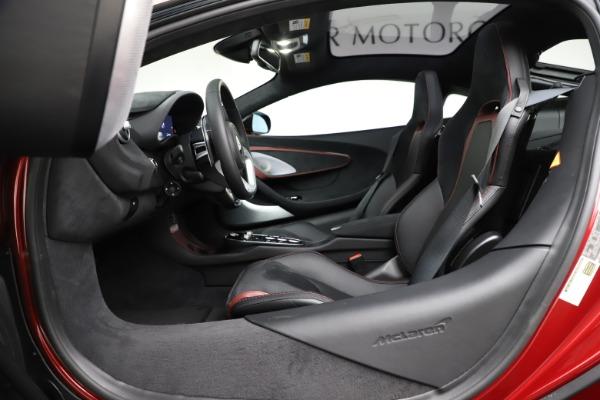 New 2020 McLaren GT Pioneer for sale $249,275 at Alfa Romeo of Westport in Westport CT 06880 20
