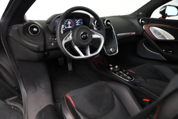 New 2020 McLaren GT Pioneer for sale $249,275 at Alfa Romeo of Westport in Westport CT 06880 21
