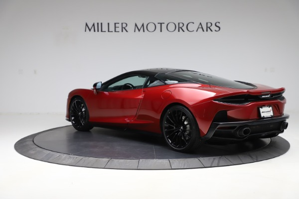 New 2020 McLaren GT Pioneer for sale $249,275 at Alfa Romeo of Westport in Westport CT 06880 3