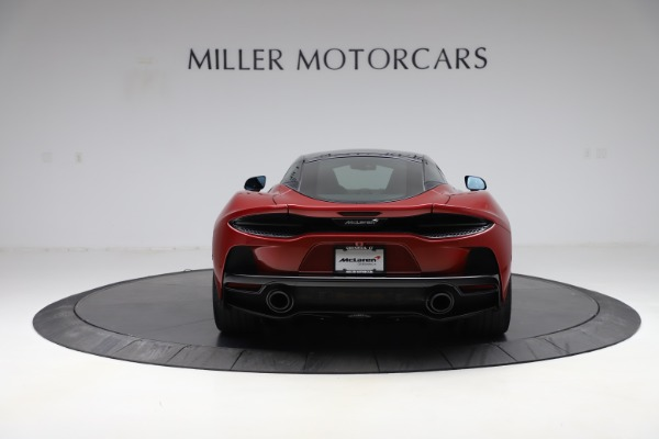 New 2020 McLaren GT Pioneer for sale $249,275 at Alfa Romeo of Westport in Westport CT 06880 4