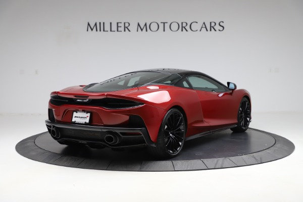 New 2020 McLaren GT Pioneer for sale $249,275 at Alfa Romeo of Westport in Westport CT 06880 5
