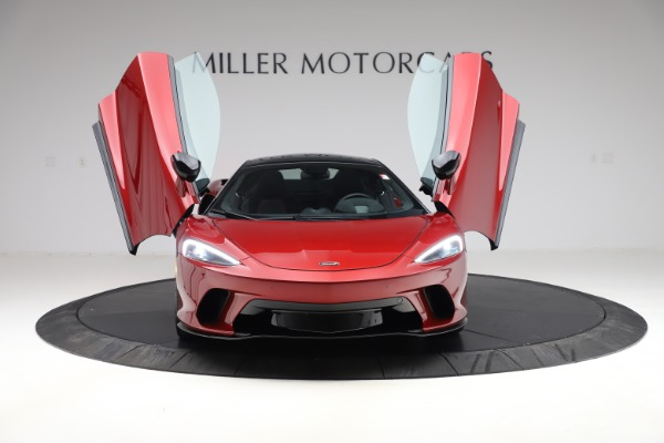 New 2020 McLaren GT Pioneer for sale $249,275 at Alfa Romeo of Westport in Westport CT 06880 9