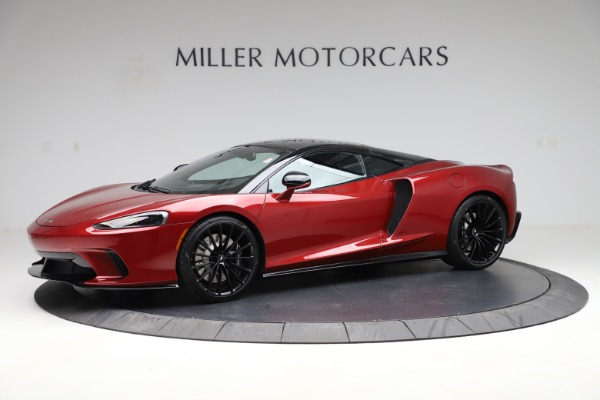 New 2020 McLaren GT Pioneer for sale $249,275 at Alfa Romeo of Westport in Westport CT 06880 1