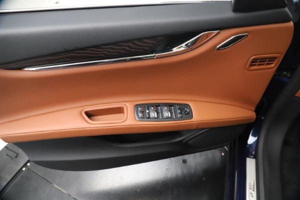 New 2019 Maserati Quattroporte S Q4 for sale $121,065 at Alfa Romeo of Westport in Westport CT 06880 16