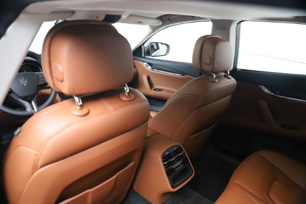 New 2019 Maserati Quattroporte S Q4 for sale $121,065 at Alfa Romeo of Westport in Westport CT 06880 19