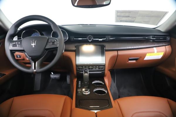 New 2019 Maserati Quattroporte S Q4 for sale $121,065 at Alfa Romeo of Westport in Westport CT 06880 21
