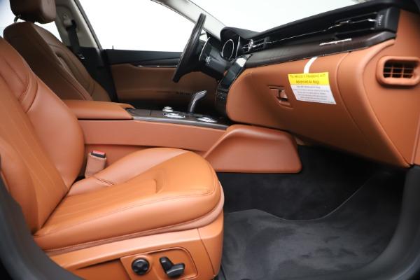 New 2019 Maserati Quattroporte S Q4 for sale $121,065 at Alfa Romeo of Westport in Westport CT 06880 23