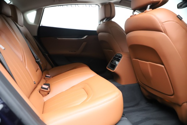 New 2019 Maserati Quattroporte S Q4 for sale $121,065 at Alfa Romeo of Westport in Westport CT 06880 27