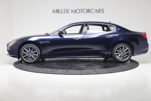 New 2019 Maserati Quattroporte S Q4 for sale $121,065 at Alfa Romeo of Westport in Westport CT 06880 3