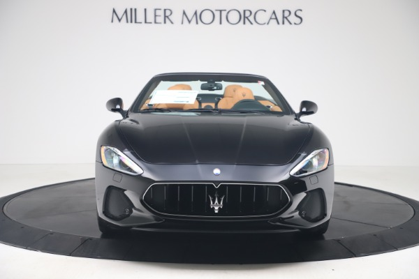 New 2019 Maserati GranTurismo Sport Convertible for sale $161,970 at Alfa Romeo of Westport in Westport CT 06880 12