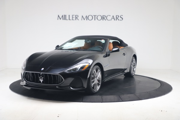 New 2019 Maserati GranTurismo Sport Convertible for sale $161,970 at Alfa Romeo of Westport in Westport CT 06880 13