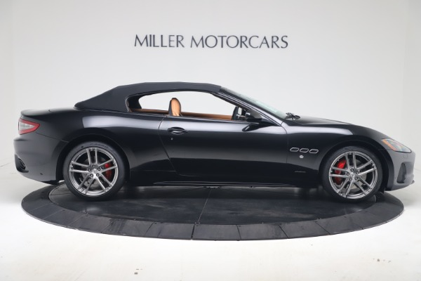 New 2019 Maserati GranTurismo Sport Convertible for sale $161,970 at Alfa Romeo of Westport in Westport CT 06880 17