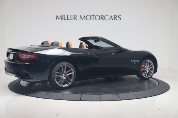 New 2019 Maserati GranTurismo Sport Convertible for sale $161,970 at Alfa Romeo of Westport in Westport CT 06880 8