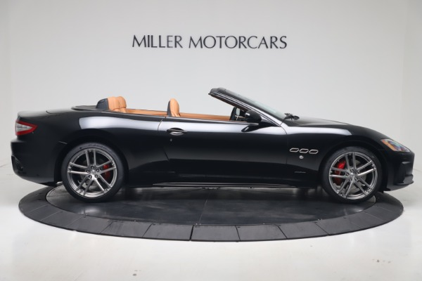 New 2019 Maserati GranTurismo Sport Convertible for sale $161,970 at Alfa Romeo of Westport in Westport CT 06880 9