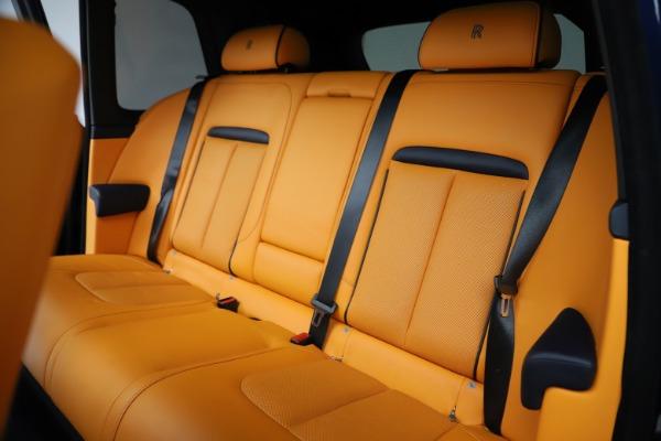 Used 2019 Rolls-Royce Cullinan for sale $329,900 at Alfa Romeo of Westport in Westport CT 06880 12