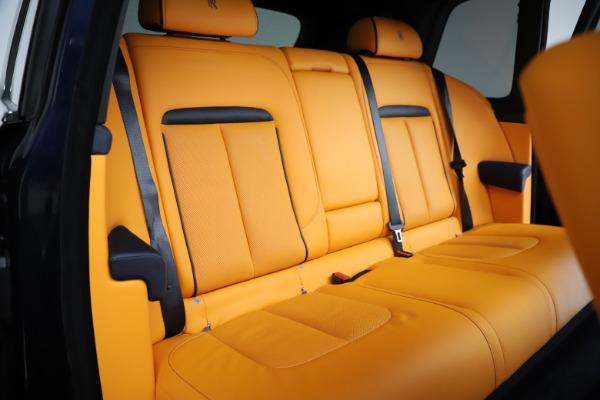 Used 2019 Rolls-Royce Cullinan for sale $329,900 at Alfa Romeo of Westport in Westport CT 06880 13