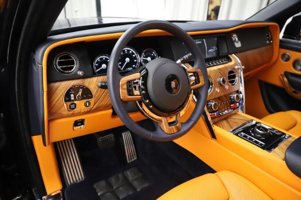 Used 2019 Rolls-Royce Cullinan for sale $329,900 at Alfa Romeo of Westport in Westport CT 06880 15