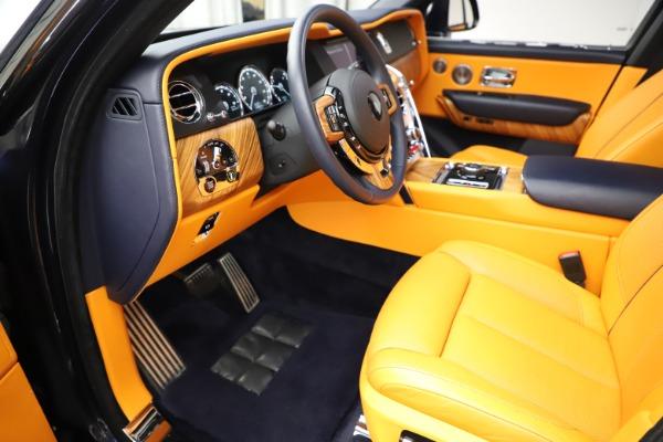Used 2019 Rolls-Royce Cullinan for sale $329,900 at Alfa Romeo of Westport in Westport CT 06880 17