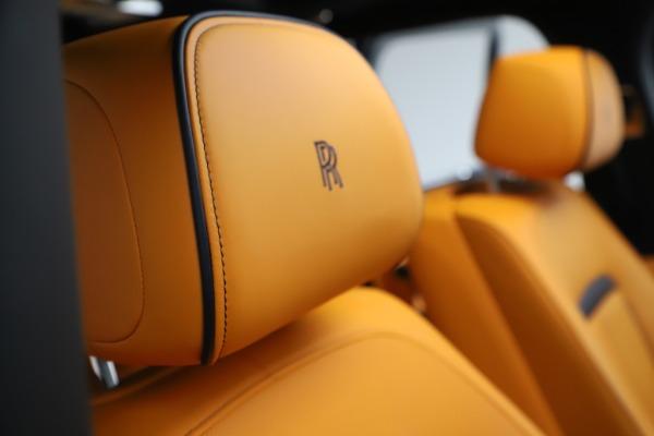 Used 2019 Rolls-Royce Cullinan for sale $329,900 at Alfa Romeo of Westport in Westport CT 06880 19