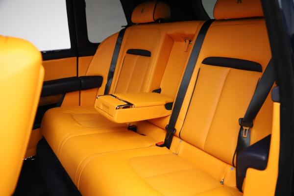 Used 2019 Rolls-Royce Cullinan for sale $329,900 at Alfa Romeo of Westport in Westport CT 06880 20