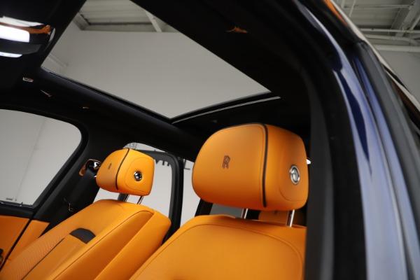 Used 2019 Rolls-Royce Cullinan for sale $329,900 at Alfa Romeo of Westport in Westport CT 06880 24