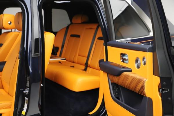 Used 2019 Rolls-Royce Cullinan for sale $329,900 at Alfa Romeo of Westport in Westport CT 06880 26