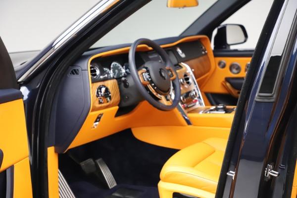 Used 2019 Rolls-Royce Cullinan for sale $329,900 at Alfa Romeo of Westport in Westport CT 06880 27