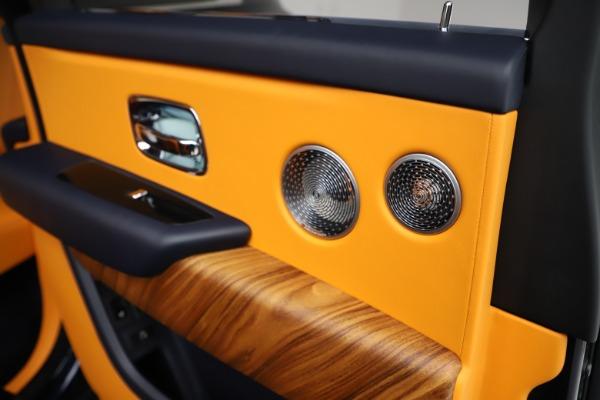 Used 2019 Rolls-Royce Cullinan for sale $329,900 at Alfa Romeo of Westport in Westport CT 06880 28