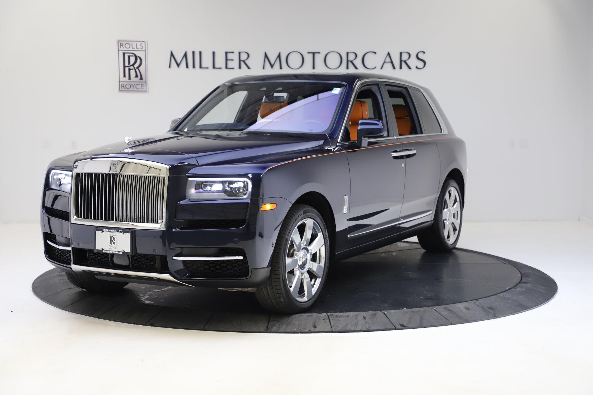 Used 2019 Rolls-Royce Cullinan for sale $329,900 at Alfa Romeo of Westport in Westport CT 06880 1