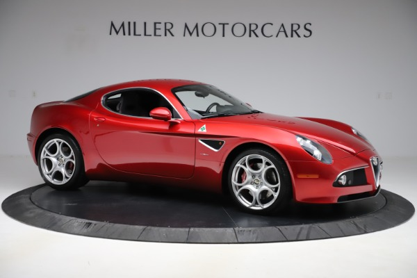 Used 2008 Alfa Romeo 8C Competizione for sale Call for price at Alfa Romeo of Westport in Westport CT 06880 10
