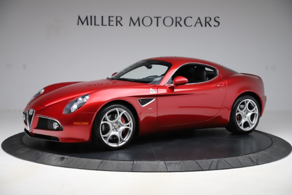 Used 2008 Alfa Romeo 8C Competizione for sale Call for price at Alfa Romeo of Westport in Westport CT 06880 2
