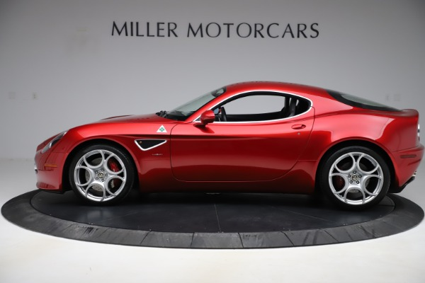Used 2008 Alfa Romeo 8C Competizione for sale Call for price at Alfa Romeo of Westport in Westport CT 06880 3