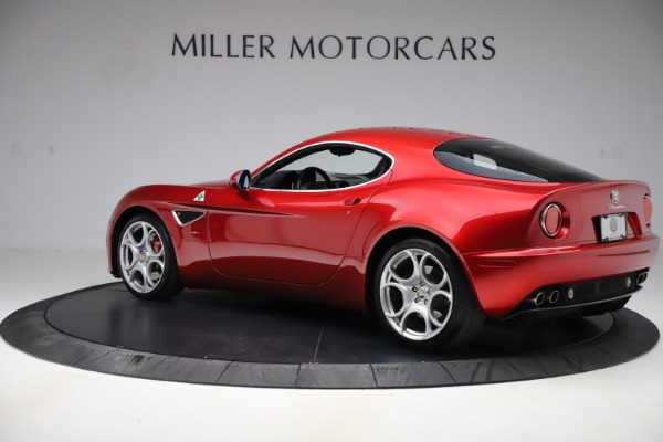 Used 2008 Alfa Romeo 8C Competizione for sale Call for price at Alfa Romeo of Westport in Westport CT 06880 4