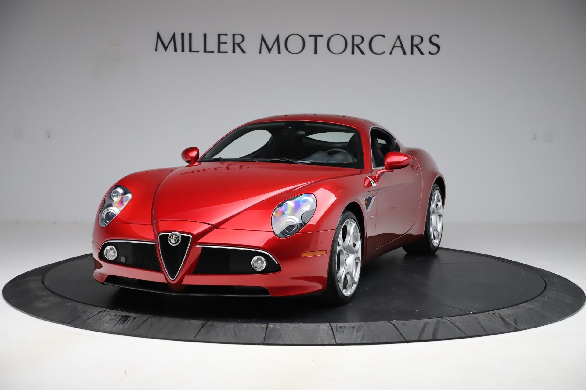 Used 2008 Alfa Romeo 8C Competizione for sale Call for price at Alfa Romeo of Westport in Westport CT 06880 1