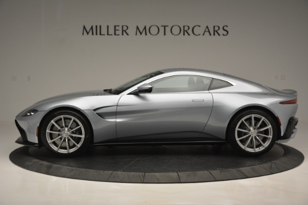 Used 2019 Aston Martin Vantage Coupe for sale $124,900 at Alfa Romeo of Westport in Westport CT 06880 3