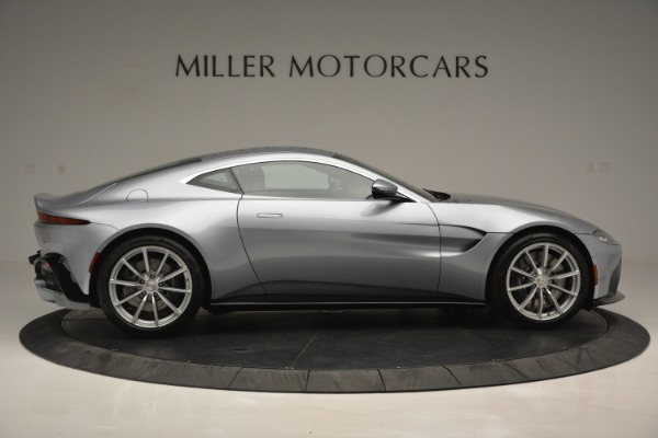 Used 2019 Aston Martin Vantage Coupe for sale $124,900 at Alfa Romeo of Westport in Westport CT 06880 9